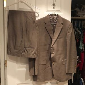 Other - Men's custom tailored suit